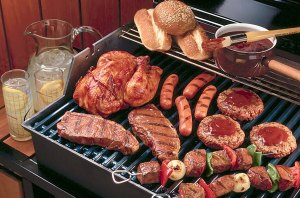 Barbecue home 1