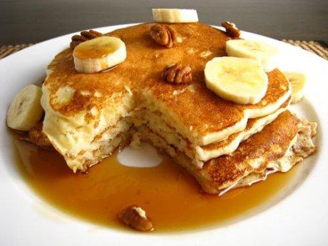 bananabuttermilkpancakes