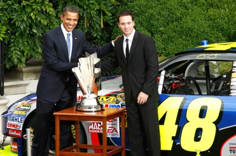 Obama Sprint Cup