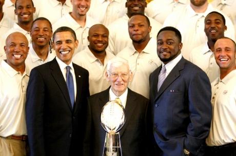 Obama Steelers