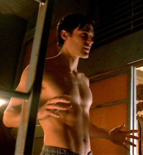 Sean-Maher-Shirtless