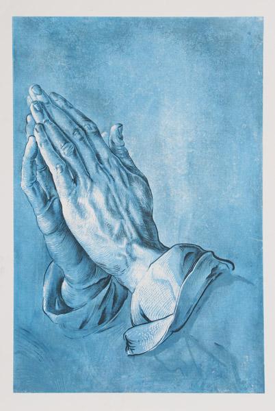 Praying-Hands-poster