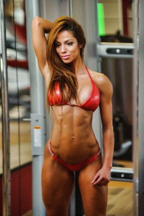 Petra Szabo Fitness Model