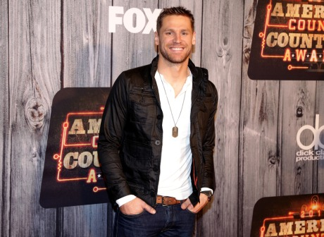 NASHVILLE, TN - DECEMBER 15:  Recording artist Chase Rice attends the 2014 American Country Countdown Awards at Music City Center on December 15, 2014 in Nashville, Tennessee.  (Photo by Sara Kauss/Getty Images)