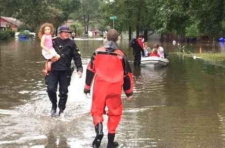 Flood-rescue