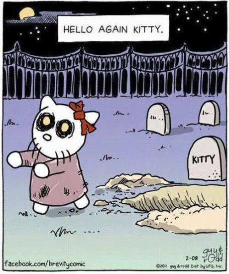 hello again kitty