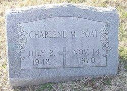poat-headstone