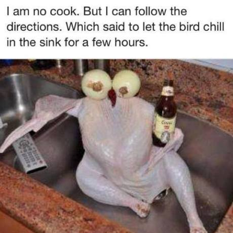 turkey chill