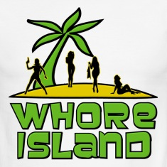 Whore-Island-Archer-T-Shirts