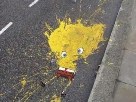spongebob-streetart