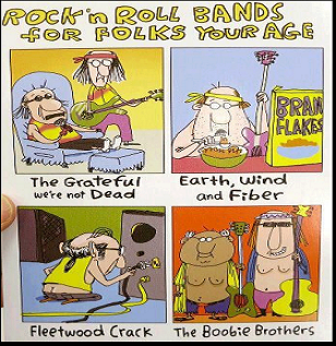 old bands