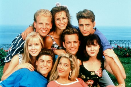 beverly-hills-90210-season-2-sezonul-2-cast-photo