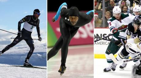 Olympic-Athletes