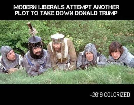 LiberalsNextPlotToTakeDownTrump