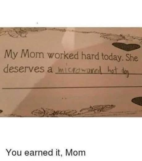 MomWorkedHard