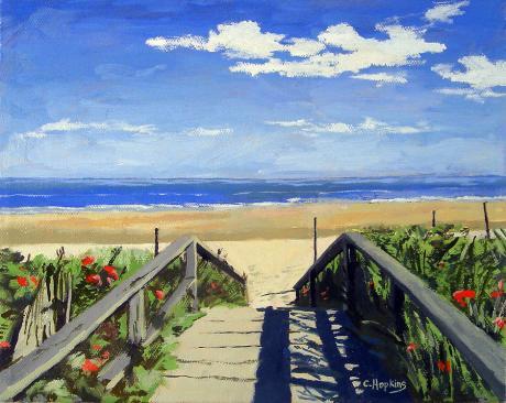 ogunquit-beach-walkway-ogunquit-maine-christine-hopkins