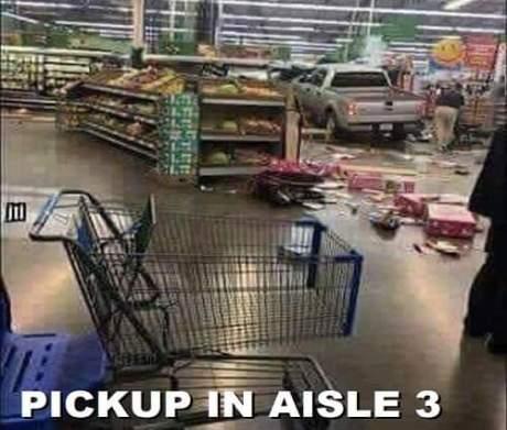 PickupInAisle3