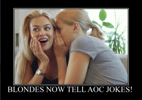 BlondesAOCJokes