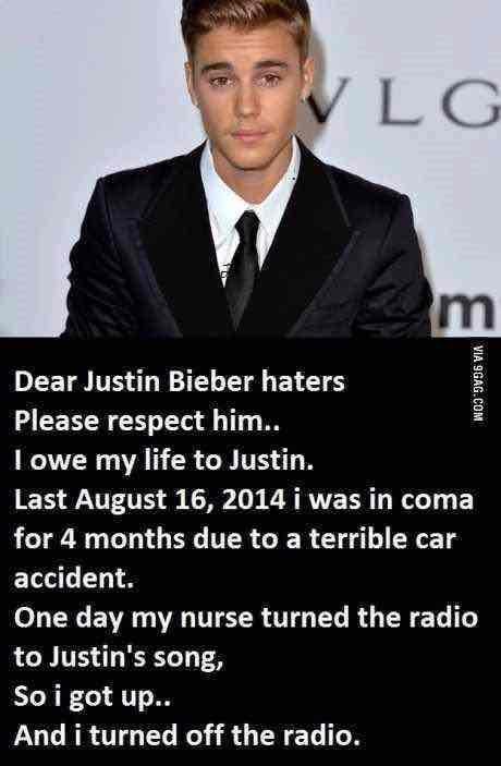DearJustinBieberHaters