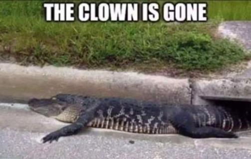 TheClownIsGone