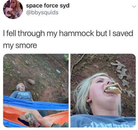 IFellThroughMyHammock