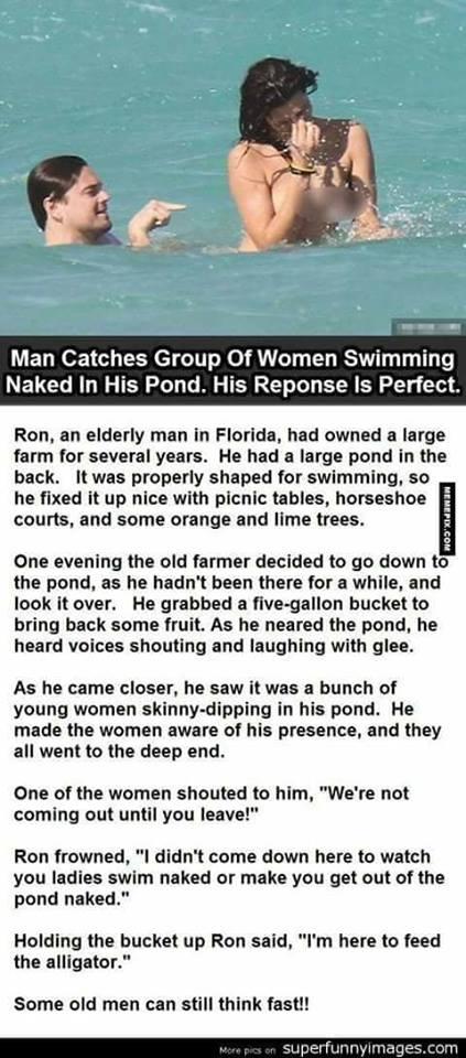 manCatchesWomenSwimmingNaked