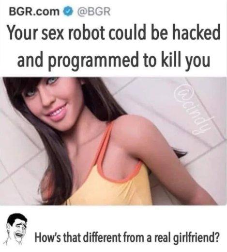 YourSexRobot