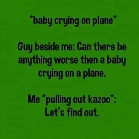 BabyCryingOnPlane