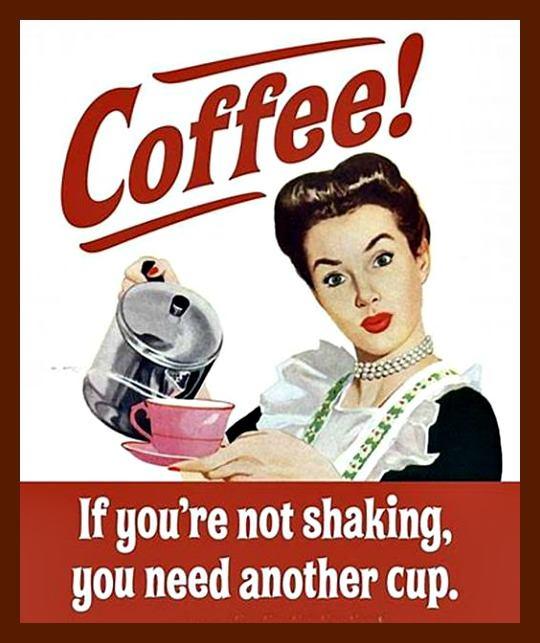 CoffeeShaking